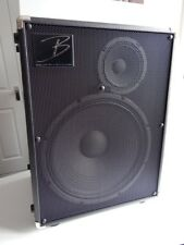 Bergantino NV115 Bass Cab - little home use, never gigged, save £300+