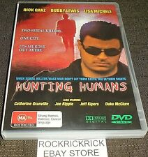 HUNTING HUMANS DVD ALL REGION