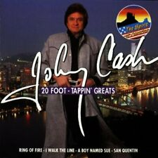 Johnny Cash [CD] 20 foot-tappin' greats (1958-78/93, Sony)