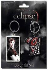 Twilight Eclipse Jacob Black Keychain 2 Pack