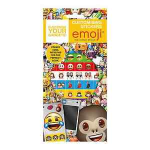 EMOJI STICKERS School Award Customise Gadget Mobile Phones Emoticon Icon Pattern