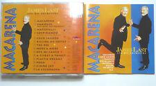 JAMES LAST - Macarena - Club-CD