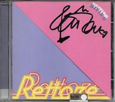 """DONATELLA RETTORE - RARO CD CON AUTOGRAFO """" BRIVIDO DIVINO """""""