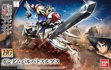 Bandai Gundam Iron-Blooded Orphans #21 HG Gundam Barbatos Lupus 1/144 Model Kit