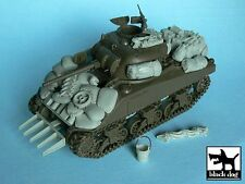 Black Dog 1/48 US M4 Sherman (Early) Tank Accessories WWII (Tamiya 32505) T48003