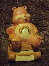 Vintage Care Bear ~ Cheer Bear ~ ROCKING Music Box ~ American Greetings
