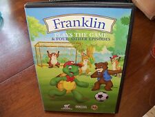 Franklin Plays the Game & four other episodes (1986) DVD