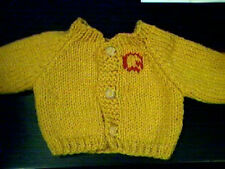 Custom Cardigan Sweater Handmade for 18 inch American Girl Doll Made in USA