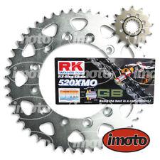 KAWASAKI KX250F KXF250 KX RK X-RING CHAIN AND JT AFAM ALLOY SPROCKET KIT 13/50