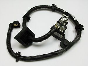 Infiniti G35 Positive Battery Cable w/ Fusible Link & Terminal New OEM