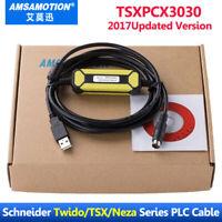 TSXPCX3030-C USB Programming Cable For Schneider Modicon TSX NEZA Schneider Wido