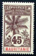 MAURITANIE 1906 Yvert 11 ** POSTFRISCH TADELLOS (F3750