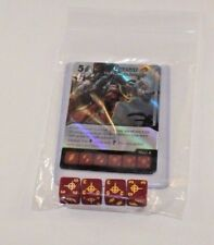 Marvel Dice Masters Guardians of the Galaxy * QUASAR * Set RARE FOIL + 4 dice