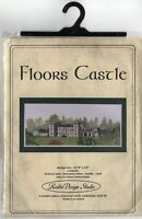 Floors Castle Cross Stitch Kit by Roslin Design Studio Scotland Hard to Find