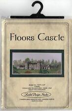 Floors Castle Cross Stitch Kit by Roslin Design Studio Scotland Hard to Find