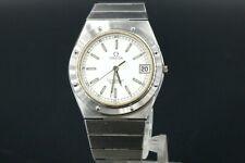 OMEGA Constellation Quartz Uhr 35mm Datum Ref 196.0147 Cal 1332 Stahl
