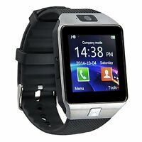 Smartwatch Watch Phone Support SIM TF Card with Camera for Android IOS iPhone