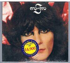 RENATO ZERO EROZERO CD ORO F.C. SIGILLATO!!!