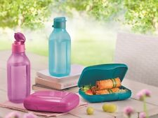 New Tupperware Compact Lunch Set