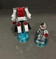 Paquete De Diversión Lego dimensiones Cyborg 71210 DC Comics Aventura Tiempo