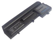 9 Piles Batterie rechargeable pour Dell Latitude D410 Y5180 Y6142 Li-Ion Noir