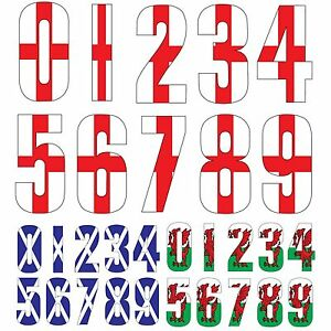 Wheelie Bin House Numbers 17cm SELF ADHESIVE WHEELY STICKERS NUMBER STICKY GATE