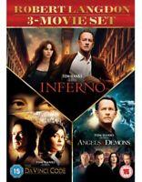 Inferno/Engel Und Demons / da Vinci Code DVD Neu DVD (CDRP3531)