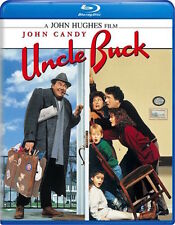 UNCLE BUCK BLU-RAY - SINGLE DISC EDITION - NEW UNOPENED - JOHN CANDY