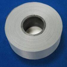 5m Reflektierendes Band / Reflektorband 10mm breit - silber - zum Aufnähen