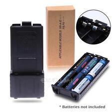 6AA Extended Battery Case Box for Baofeng Radio F8 F9 UV5R UV5RE UV5REPLUS UV5R+