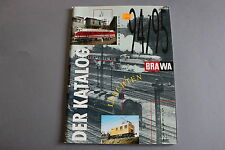 W984 BRAWA Train catalogue Ho TT N Z 1994 95 128 pages 30,2*22,5 cm Deutch decor