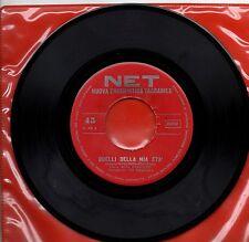 RITA BERTOLINI DARIO TILLI disco 45 giri ITALY serie NET Quelli della mia età