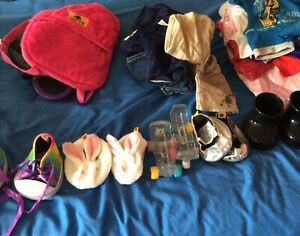 Build A Bear Clothes || Used || Shirts, Trousers, Shoes And Accessories