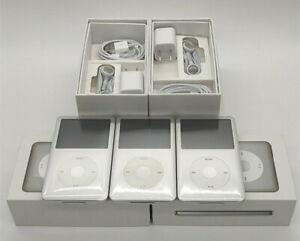 Apple iPod classic 5th, 6th, 7th ( 30gb 、 60gb 、 80gb 、 120gb 、 160gb 、 256 GB )