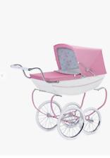 Silver Cross Blossom Dolls Pram Cream Pink SX6064.00 Childrens Kids Girls Doll