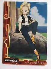 Dragon Ball Z Collection Card Gum 110