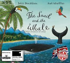 **New* The Snail and the Whale - Julia Donaldson & Axel Scheffler - RRP £6.99