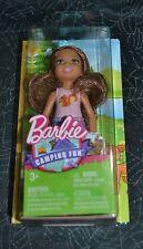 2016 NEW BARBIE / CHELSEA CAMPING FUN KRISSY BROWN HAIR