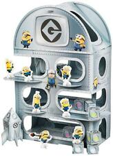 DESPICABLE ME MINIONS MOVIE GLOBAL GIANT CARDBOARD DOLL HOUSE TOY GAME PLAY SET