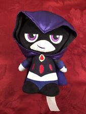 Funko Teen Titans Go DC Comics Raven Purple Cape Plush 7inch
