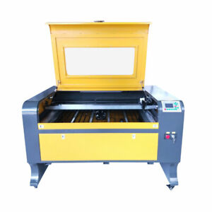 100W 1080 Co2 Laser Engraver With Ruida Controller Engraving Cutting Nonmetal
