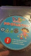 Dora The Explorer DVD Collection Volume 1 (DISC ONLY) DVD MOVIE