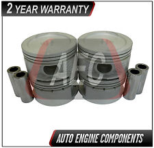 Piston Set Fits Dodge Dakota Spirit Caravan Shadow 2.5 L VIN K - SIZE 030