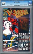 X-Men #25 CGC 9.8 White Pages ~Gold Logo Edition~ RARE HTF!KEY ISSUE!L@@K!