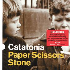 Catatonia : Paper Scissors Stone CD Deluxe  Album with DVD 2 discs (2015)