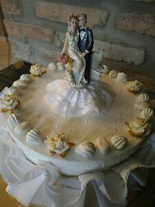 Torte Brautmoden Falsch, Ehegatten, Hochzeit