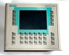 "Siemens Simatic OP177B 6"" PN/DP STN 256 COLOR DISPLAY TOUCH 6AV6 642-0DA01-1AX1"