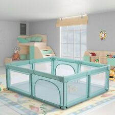 70*60' Baby Playpen Mesh Net Home Infant Safety Play Yard Activity Center Fence
