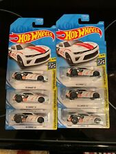 2019 Hot Wheels Kmart Exclusive 16 Camaro SS Lot Of 6