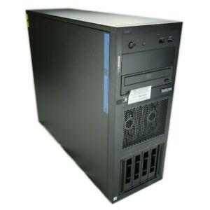 Lenovo ThinkSystem ST250 Tower 4B 3.5 Xeon E-2136 3.3GHz 6C 8GB 2x2TB 7Y45A02RNA